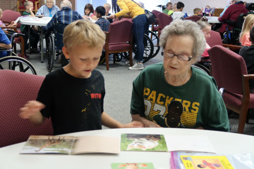 Importance of Intergenerational Relationships