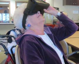 Virtual Reality Adventures at Miravida Living